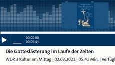 Screenshot des Beitrags in der WDR-Mediathek