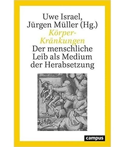 Geplantes Frontcover des Buches Körper-Kränkungen