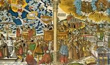 Holzschnitt von Lucas Cranach d.J. von 1545