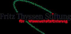 Logo der Fritz Thyssen Stiftung