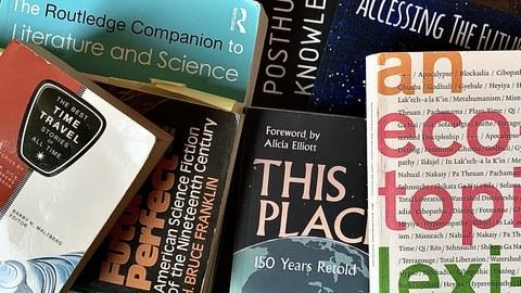 Book Pile Future Studies