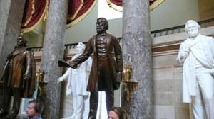 Statuen Washington