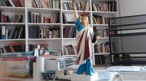 Büro der Professur