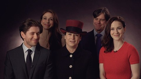 Cast of Mrs Maisel