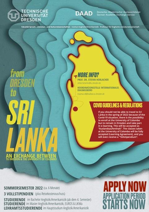 Austausch Sri Lanka