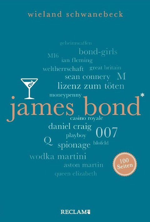 """Buchcover """"100 Seiten James Bond"""""""