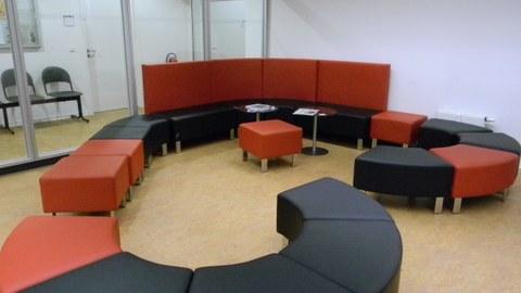 Sitzgruppe Foyer