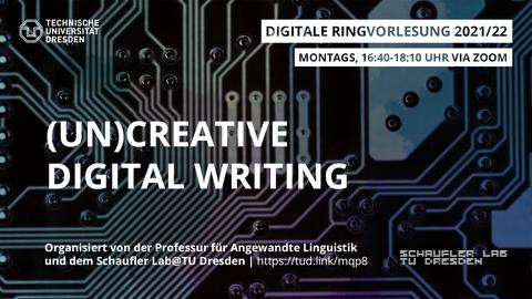 (Un)Creative Digital Writing