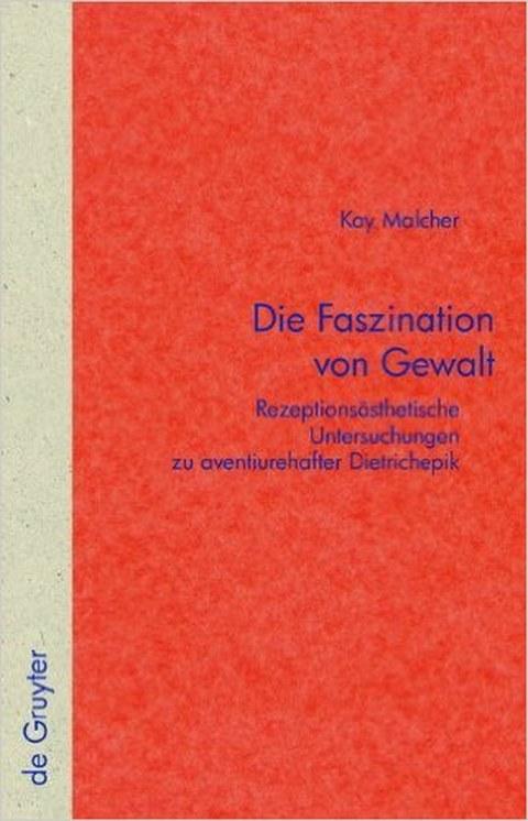Buchcover: Die Faszination von Gewalt