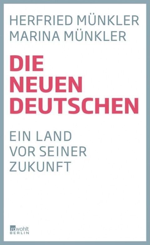 Buchcover: Die neuen Deutschen