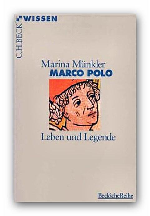Buchcover: Marco Polo