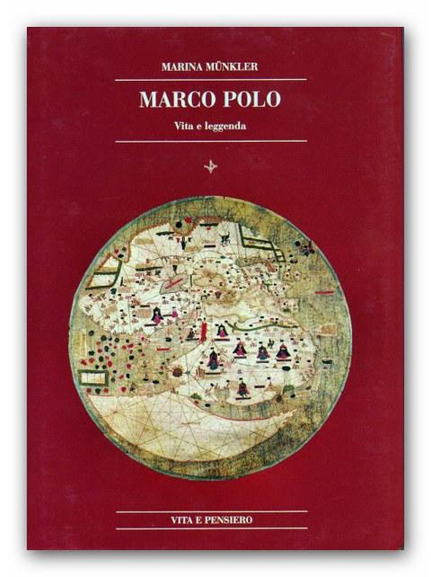 Buchcover: Marco Polo, Vita e leggenda