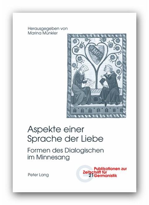 Buchcover: Aspekte einer Sprache der Liebe