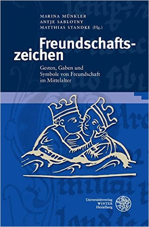 Buchcover: Freundschaftszeichen