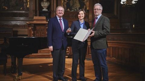 Marsilius-Vorlesung, Universität Heidelberg