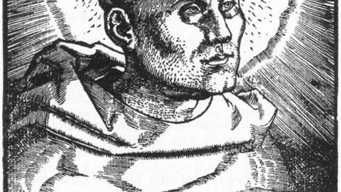 Hans Baldung: Martin Luther