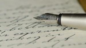 Brief und Füller