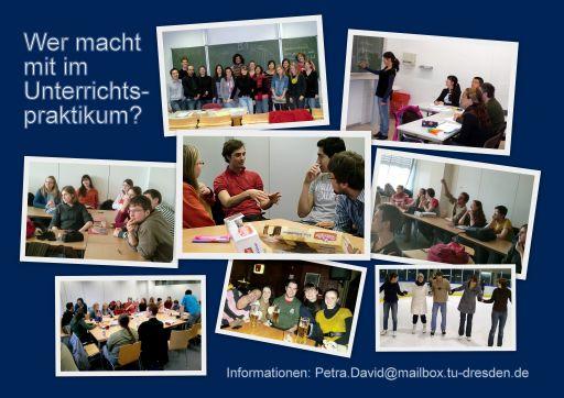 Information zum Unterrichtspraktikum DaF