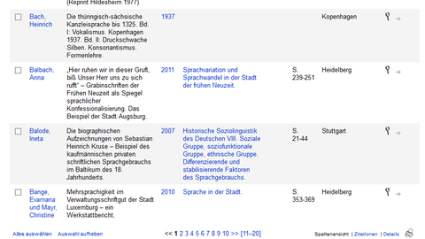 Bild Publikationsdatenbank