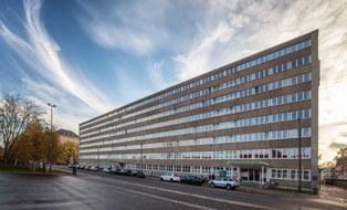 Bild des Bürogebäudes Strehlener Straße