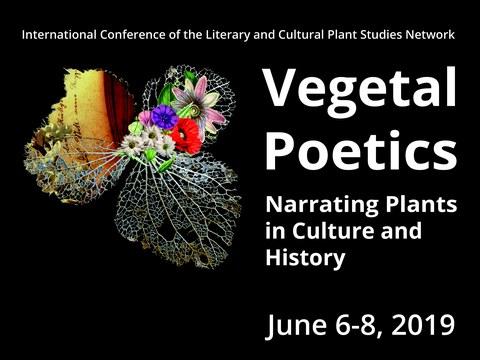 Logo Vegetal Poetics Tagung