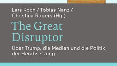 Cover The Great Disruptor