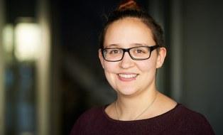 Coachingprogrammkoordinatorin Lina Braeu