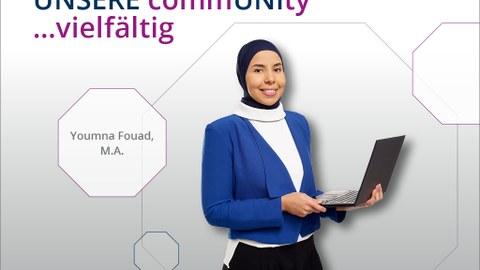 UNSERE UNI – Youmna Fouad