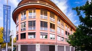 Das Fakultätsgebäude Wiener Straße 48