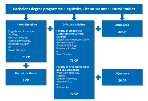 Structure Bachelor's Degree Programme