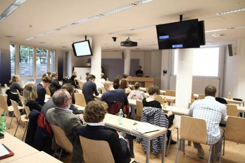 Minisymposium, Tag der Fakultät 2019