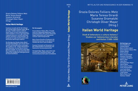 Cover Italian World Heritage