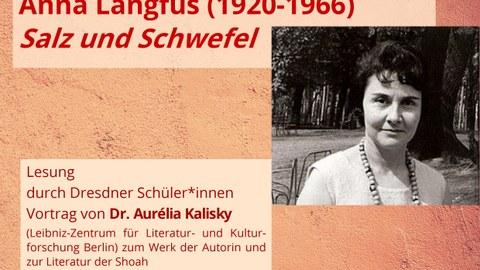 """Plakat zur Ankündigung der Veranstaltung anlässlich des Deutsch-Französischen Tages am 21.01.20: """"Deutschland-Frankreich: Gemeinsam gegen Antisemitismus und Rassismus"""" im Goethe-Institut Dresden."""