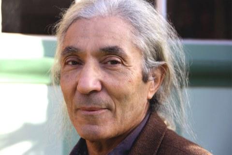 Das Foto zeigt den algerischen Autor Boualem Sansal.