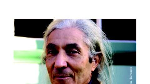 Flyer zur Lesung Boualem Sansal am 29.04.20