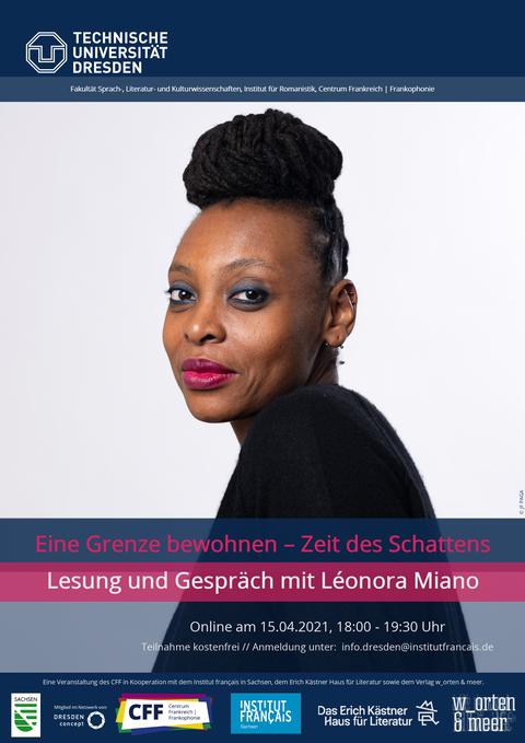 Lesung & Gespräch mit Léonora Miano