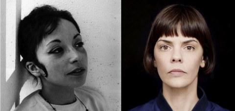 Albertine Sarrazin & Camilla Renschke
