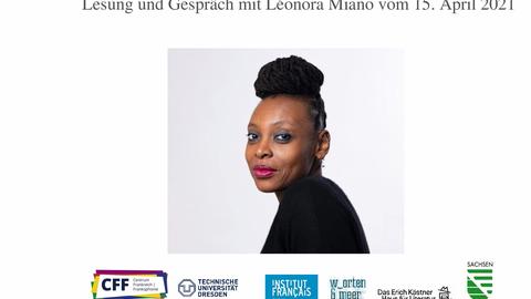 Mitschnitt der Lesung mit Léonora Miano