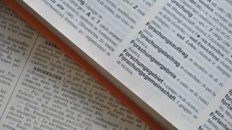Forschung und Lehre