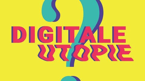Logo des Projekts Digitale Utopie