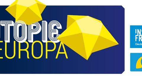 Logo Projekt Utopie Europa 2019-2020