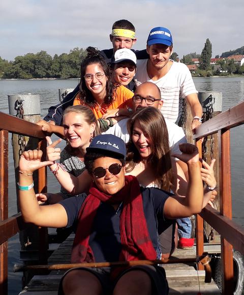 Deutsch-französische Jugendbegegnungen