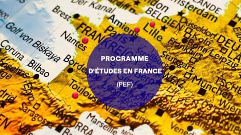Programme d´Etudes en France