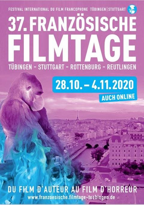 Französische Filmtage Tübingen | Stuttgart