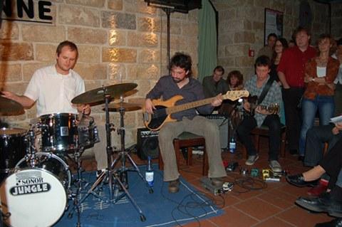 Band von Marie-Jo Thério