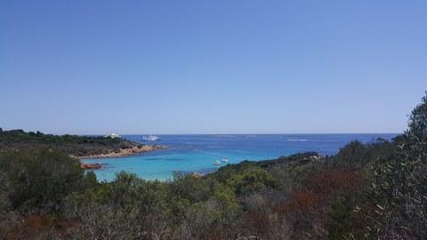 Felsen Meer Sardinien