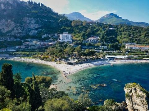 Insel Meer Italien Sizilien