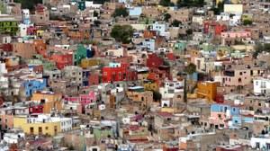 Mexiko Favela