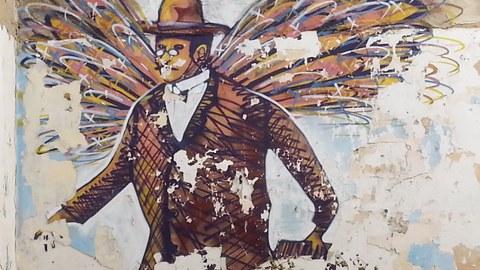 Fernando Pessoa, Urban Art, Lissabon