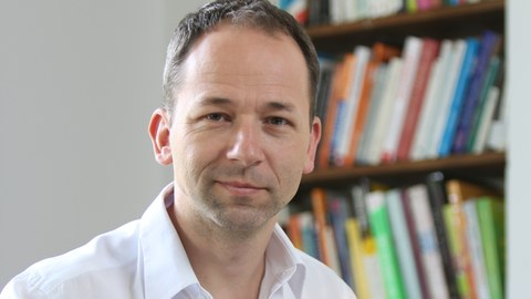 Juniorprofessor Doktor Jochen Plikat